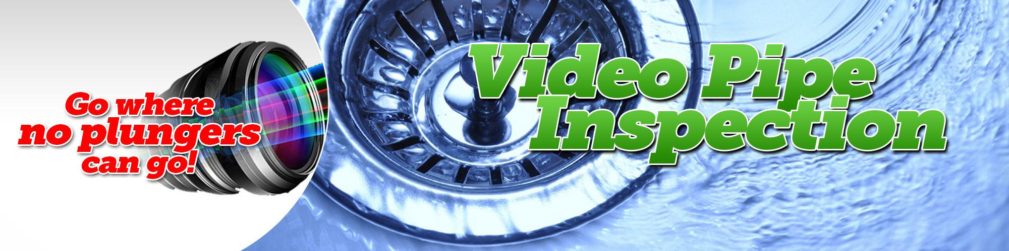 Video Pipe Inspections by Budget Rooter in New Castle County, DE