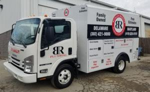 New Truck at Budget Rooter in Budget Rooter in New Castle County, DE