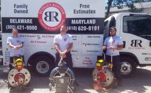 Drain Inspections at Budget Rooter in Budget Rooterin New Castle County, DE