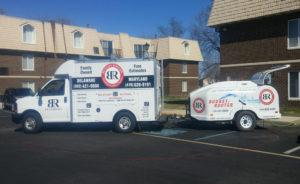 Cleaning Equipment of Budget Rooter in Budget Rooterin New Castle County, DE
