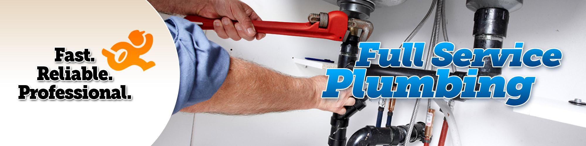 Full-Service Plumbing by Budget Rooter in New Castle County, DE