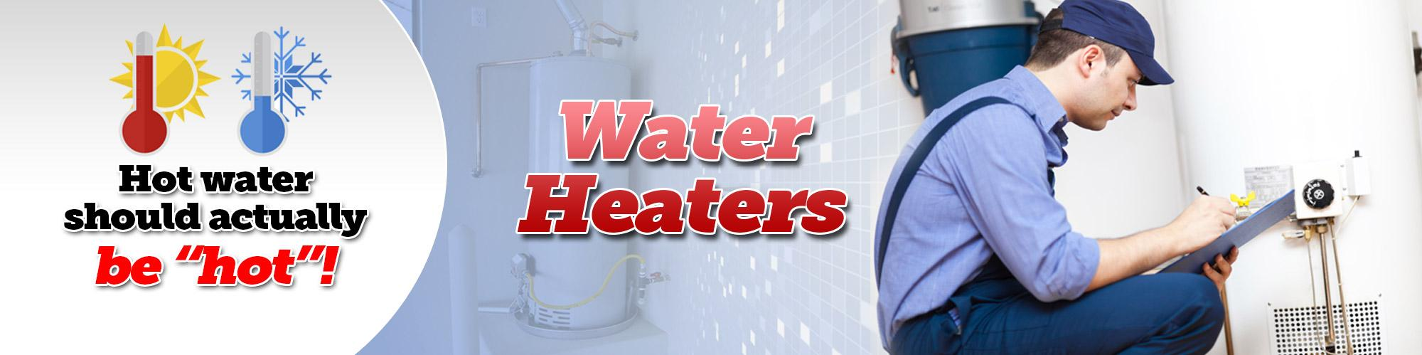 Water Heater Services by Budget Rooter in New Castle County, DE